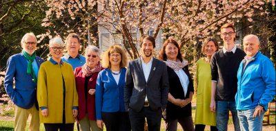 Jetzt wird's Grün: Die ersten zehn Kandidatinnen und Kandidaten der Grünen für den Gemeinderat der Stadt Baden-Baden