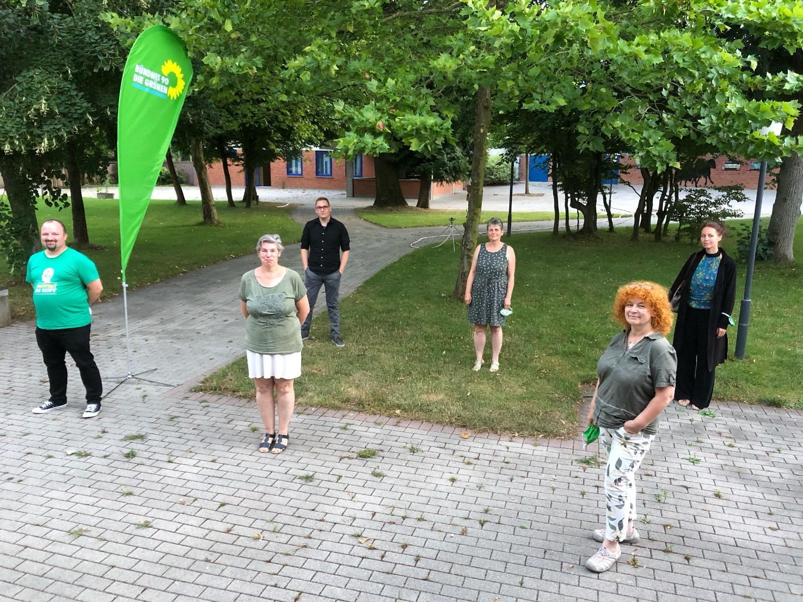 Grüner Kreisvorstand